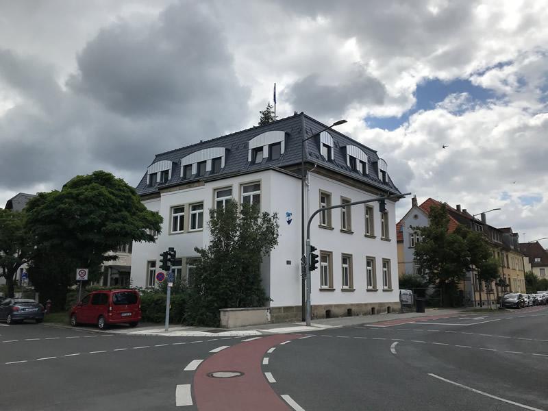 Sanierung von Studentenappartements in Erlangen