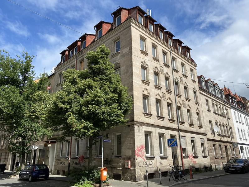 Sanierung Wohnhaus Nürnberg